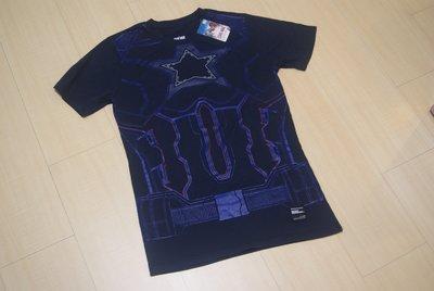Captain America:Civil War美國隊長3:英雄內戰T-Shirt漫威Marvel英雄特展會場限定T恤