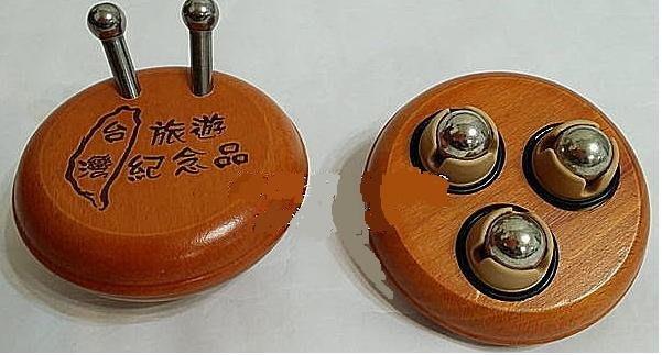 DP社【C12】MIT台灣製造三龍珠二丁按摩器神奇滾輪器美體滾輪養生三龍珠養生刮痧器指壓器團購批發