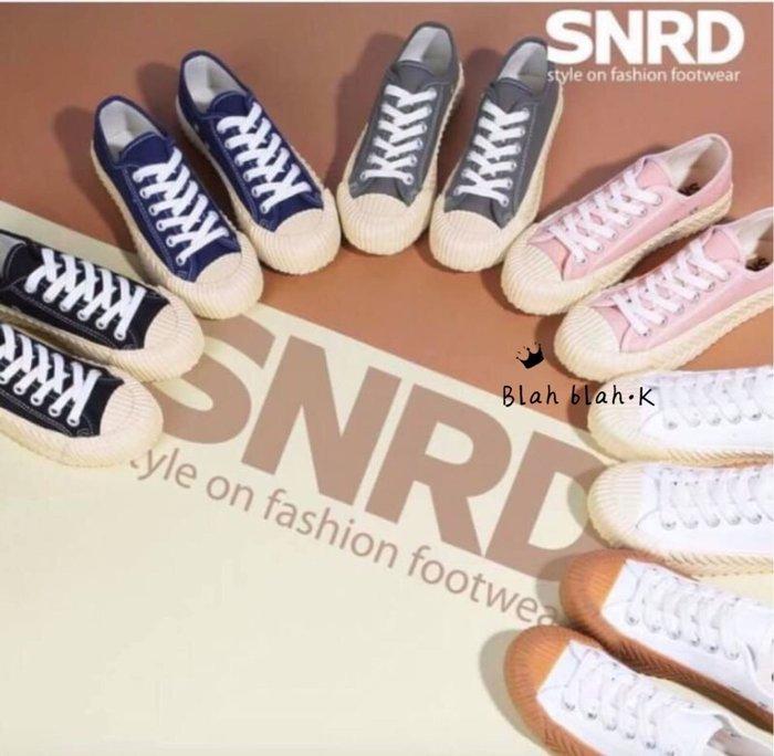 韓國 小資品牌 SNRD 平價版 餅乾鞋 休閒鞋