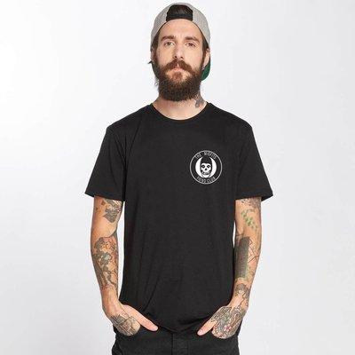 左胸 The Misfits Fiend Club 短袖T恤 黑色 PUNK金屬骷髏Metal Rock搖滾龐克音樂