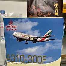 DW1:400 阿聯酋航空A310貨機