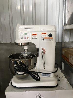 高雄食品機械倉庫  攪拌機   桌上型攪拌機   小林7公升攪拌機   HL-11007