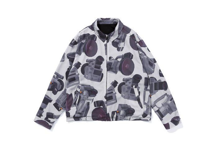 OVERLORD X PRETTYNICE PNOV Reversible Harrington Jacket 外套