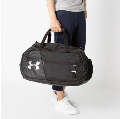【SL美日購】UA Undeniable 4.0 行李袋 中 黑 旅行袋 大包包 Duffel 1342657-001