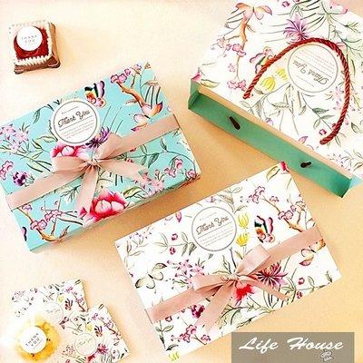 6粒裝80g月餅盒 烘培包裝禮盒 西點盒 6 禮物盒 大抽屜盒  圍巾盒 服飾盒