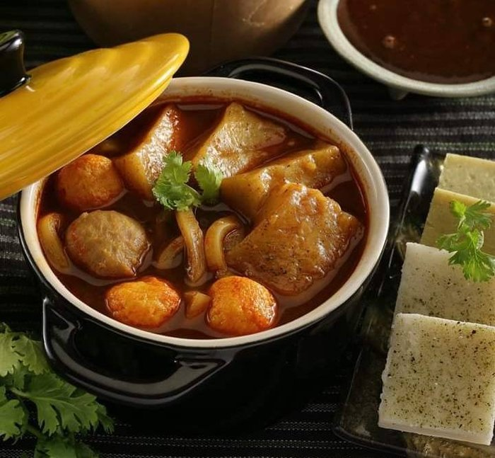大相撲麻糬---特別版===特濃奶香咖哩魚蛋組---日式蜂蜜烤麻糬