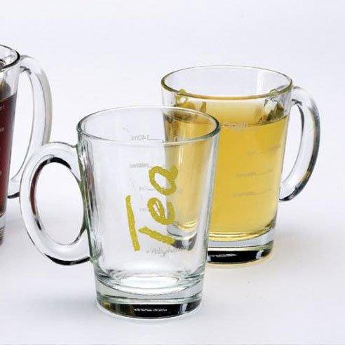 ☘小宅私物☘ Ocean GET Relax 紅茶杯 (1入) 玻璃杯 水杯 茶杯 飲料杯 刻度杯 現貨附發票