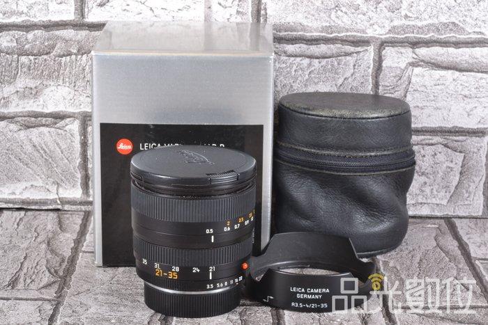【品光攝影】LEICA VARIO-ELMAR-R 21-35mm F3.5-4 R鏡 ASPH HB#79850