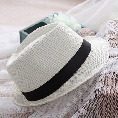 草 帽 防曬遮陽爵士帽-夏季個性有型休閒女帽子6色73rp120[獨家進口][米蘭精品]