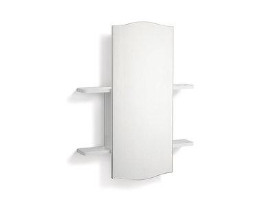 KARAT 單門實心PVC發泡板鏡櫃 NC-4703