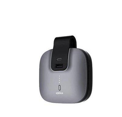 IDMIX便攜充電寶毫安大容量電池蘋果X數據線安卓通用手機移動電源