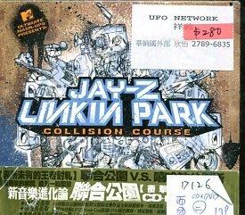 *愛樂二館* JAY-Z LINKIN PARK / COLLISION COURSE 二手 D1265 CD+DVD