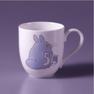 JP購✿15041500045 龍貓限定月份杯 5月 宮崎駿 TOTORO 骨瓷 馬克杯 杯子 斯里蘭卡Noritake