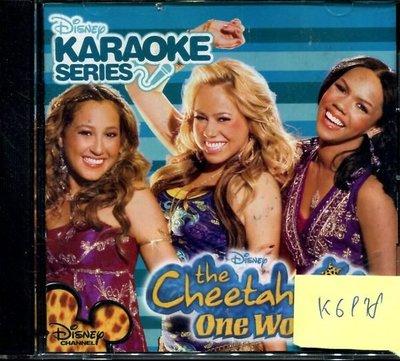 *真音樂* CHEETAH GIRLS / ONE WORLD 二手 K6978 (封面底破) (大降價.下標賣3)