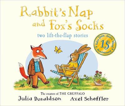 *小P書樂園* Tales from Acorn Wood: Fox's Socks and Rabbit's Nap