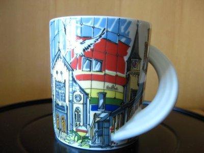 """全新 馬克杯 德國 Rosenthal, Cupola 杯型 """"城市系列 SELB 塞爾市"""