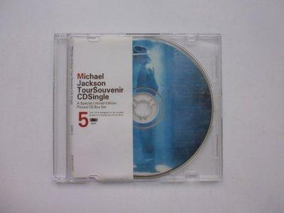 ///李仔糖二手CD唱片*1988年日本版麥可˙傑克森單曲COME TOGETHER.二手CD無IFPI(s220)