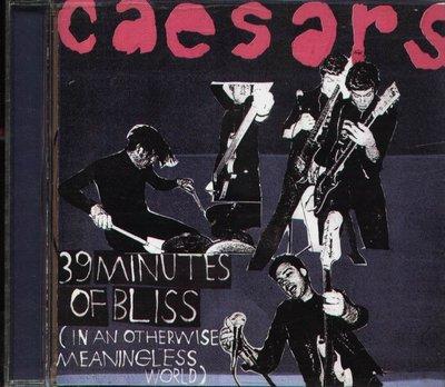 八八 - Caesars 39 - Minutes Of Bliss In An Otherwise 日版 CD+1
