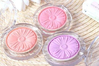 ❤ 購物狂小姐 ❤ 現貨 Clinique 倩碧 花漾腮紅 15 pansy pop 超顯白 紫色小花 專櫃代購 ❤
