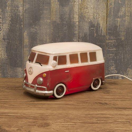 (I LOVE樂多)VW Volkswagen福斯T1造型小燈/油頂燈/小夜燈打造居家/車庫裝飾情境自己來