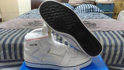 ADIDAS HARD DLAND   休閒運動鞋 白色 US 10.5