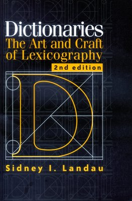 【特價/非二手/字典】Dictionaries: The Art and Craft of Lexicography