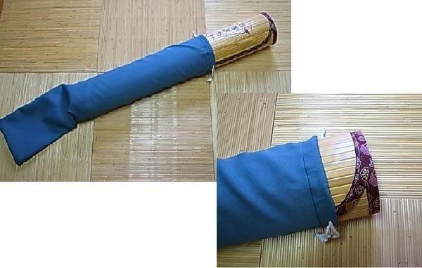 【鹿港竹蓆】竹蓆(涼蓆.草蓆)  收納袋  雙人竹蓆(長180公分)適用 MIT