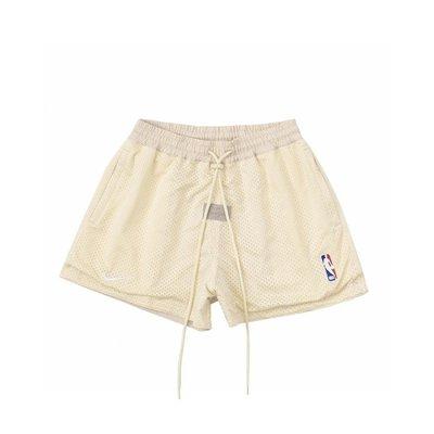 Nike x fear of god 耐克fog21ss聯名網眼運動籃球短褲