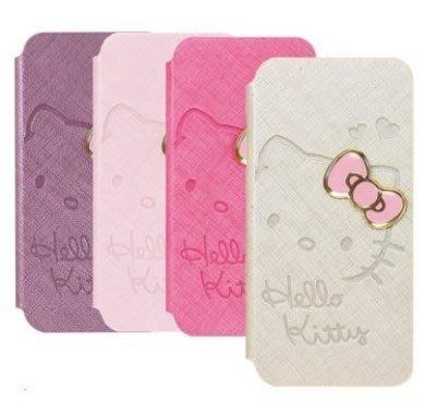 公司貨 iPhone SE/5/5S GARMMA Hello Kitty 甜心系列 皮套 可儲卡 保護套 手機套