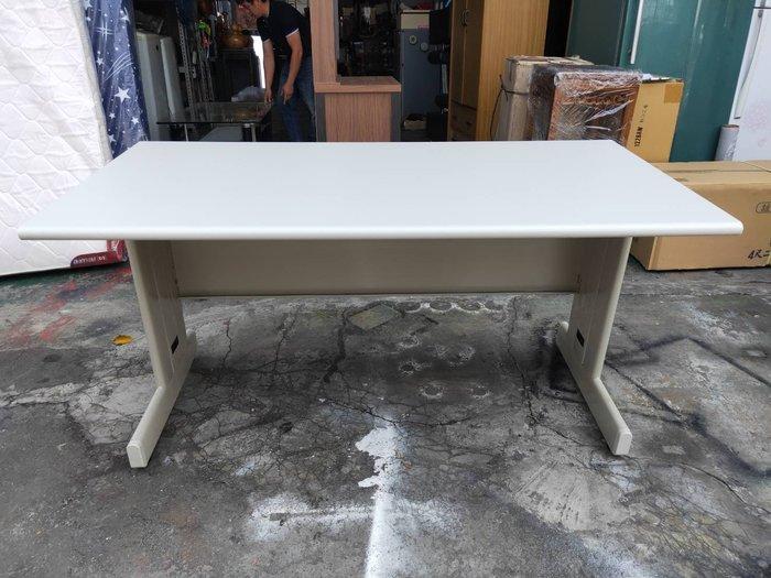 非凡二手家具 全新140cm辦公桌*會計桌*事務桌*工作桌*電腦桌*辦公桌*洽談桌*書桌*OA桌
