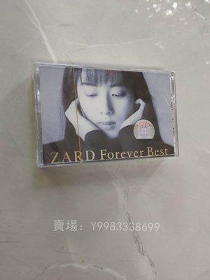 錄音帶 CD老歌 磁帶 日文歌 ZARD 坂井泉水 Forever Best 全新未拆 包郵