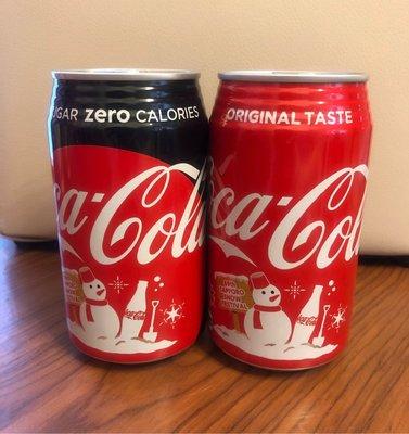 Coca Cola 2018日本北海道限定 第69回冰雪節紀念罐 鋁罐 可口可樂