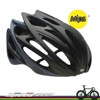 速度公園 Bell 美國品牌 Gage Mips 頂級自行車安全帽 消光黑 M 公路車 登山車 小折 單速車 安全帽