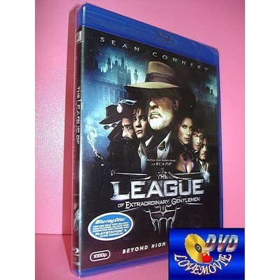 A區Blu-ray藍光正版【天降奇兵LXG (2003)】[含中文字幕] DTS-HD版全新未拆《史恩康納萊》