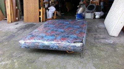 【安鑫】~5尺標準雙人【5X6.2尺】獨立筒床墊 彈簧床墊~超值二手價!【A524】