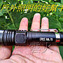 雲火光電-T6伸縮變焦手電筒+USB充電功能.使用18650鋰電池登山露營騎車戶外照明的好幫手