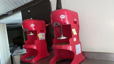 【見康食品】二手設備-B16雪花冰刨冰機(上面有套子)(另售刨冰機、雪花粉、仙草粉、芋圓預拌粉、創業、加盟連鎖