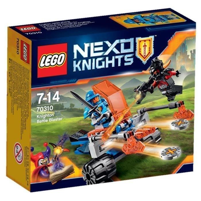 現貨【LEGO 樂高】全新正品 益智玩具 積木/ 未來騎士團: 騎士王國飛盤發射車 NEXO KINGHTS 70310