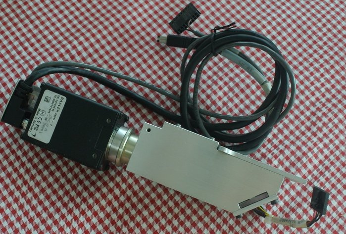 行家馬克 工控 工業相機 basler a601f-2 CCD定位系統 CCD鏡頭 買賣專業維修