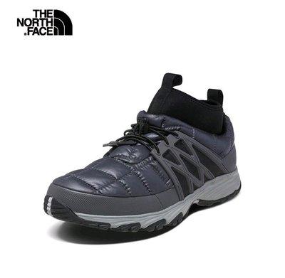 The North Face 北面男款黑色保暖休閒鞋(市價4380元)美國尺寸9號,有1雙