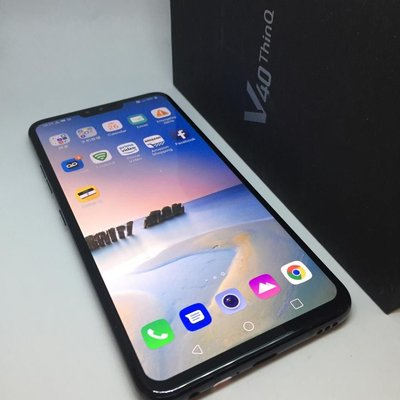 LG V40*light dot 有中文