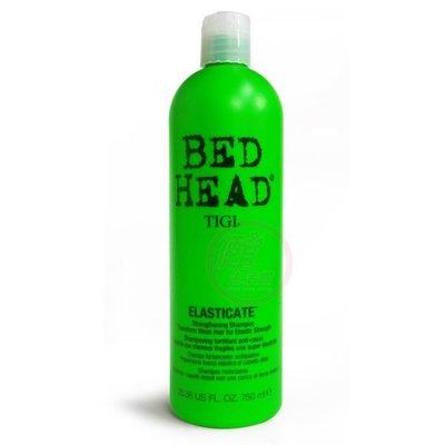 便宜生活館【洗髮精】提碁TIGI BED HEAD 螢光彈力洗髮精750ml 細軟扁塌髮專用 全新公司貨 (可超取)