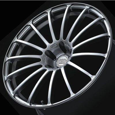 日本 Advan 鍛造 鋁圈 AVS Model F15 白金銀 白金黑 消光黑 20吋 21吋 五孔 歐系車 專用