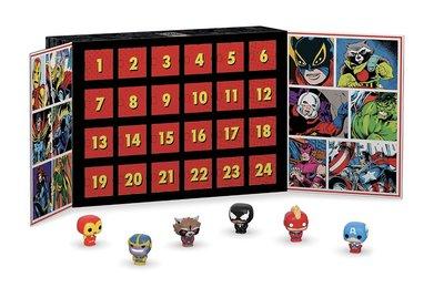 (10/01開賣) 美國代購 Funko Advent Calendar 月曆公仔 Marvel 80週年 預購