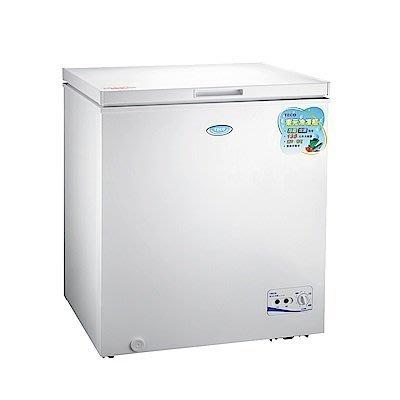 TECO 東元 138公升 單門 上掀式 冷凍櫃 RL1417W $6800