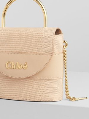 )) CHLOE (( SMALL ABY LOCK BAG