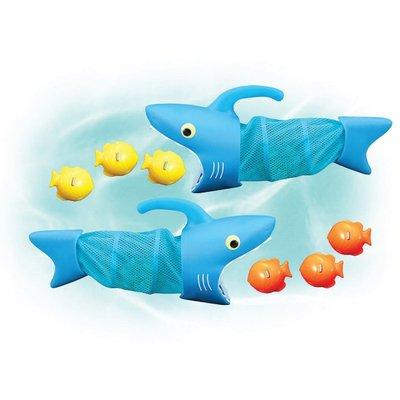 【晴晴百寶盒】美國進口鯊魚抓魚網 Melissa&Doug扮演角系列手眼協調生日禮物家家酒 益智遊戲玩具W689