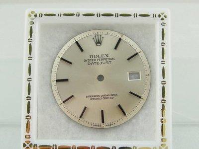 【發條盒子L08】Rolex 勞力士 原廠未翻寫面板 適用1601 1603 1600
