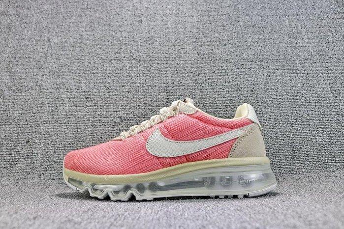 Nike Air Max LD-ZERO 粉色 經典 氣墊 休閒運動慢跑鞋 女鞋 AA3174-992