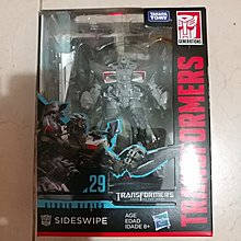 變形金剛 Transformers Studio Series SS-29 Movie Sideswipe
